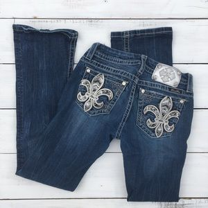 Miss Me Signature Boot Bootcut Jeans